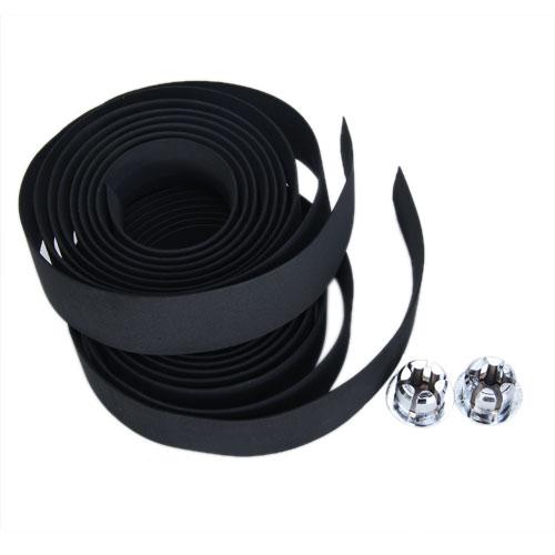 Black Carbon Texture Bicycle / Bike Handlebar Tape / Wrap