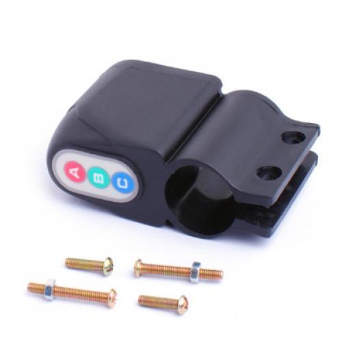 Motor Alarm/Code Security Steal Lock Mope