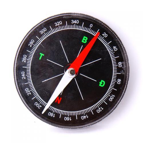 Precision Camping Navigation Compass