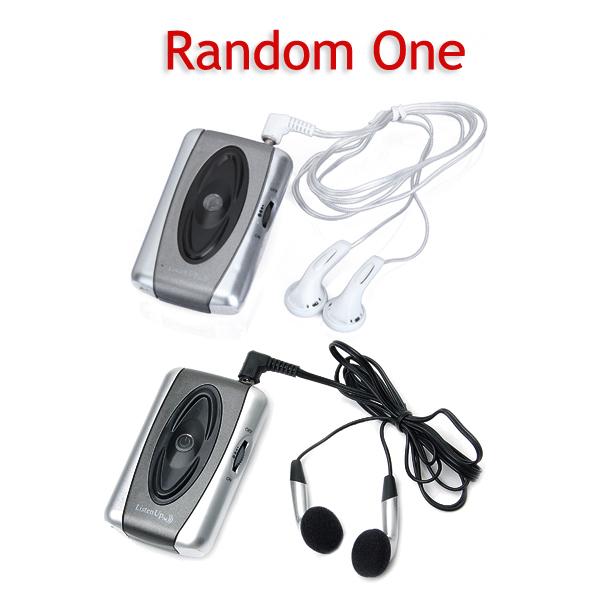 Listen Up Amplifier Hearing Aid