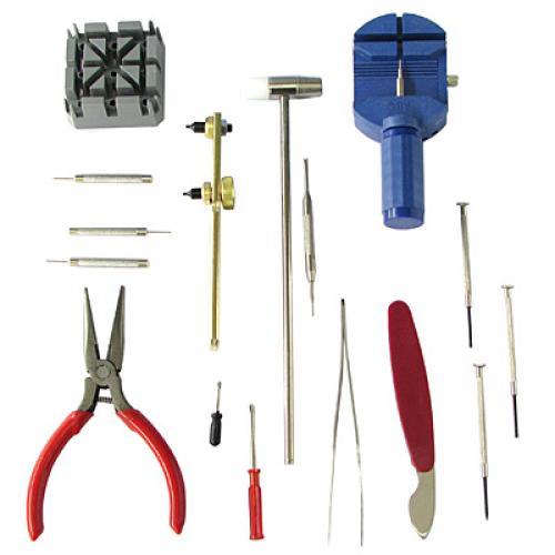 16 Watch Case Opener Strap Remover Repair Tool