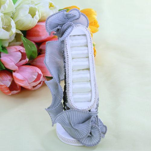 Ballet Shoe Ring Display Stand Polyresin Holder
