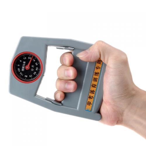 Dynamometer Horsepower Measurement : Gray hand grip dynamometer strength power force
