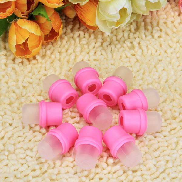 10pcs Wearable Nail Soakers Artificial Nail Removers
