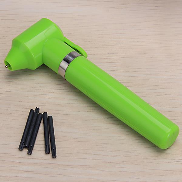 Green Tatoo Ink Pigment Mixer with Mixing Sticks