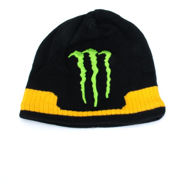 Cuffed Knit Cap Brimfull Beanie Ski Cap Hat