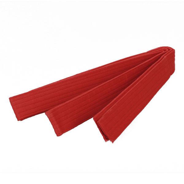 Karate Tae Kwon Do Judo Martial Arts Belt - Red