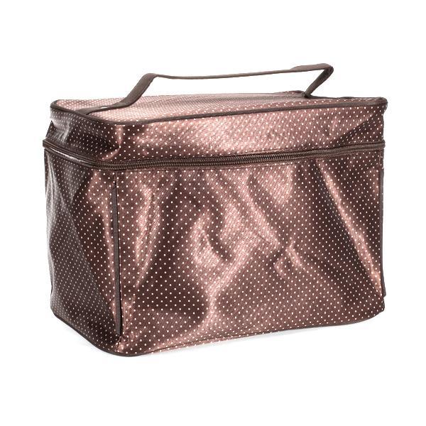 Large Capacity Cosmetic Bag Makeup Train Case Toiletry Bag