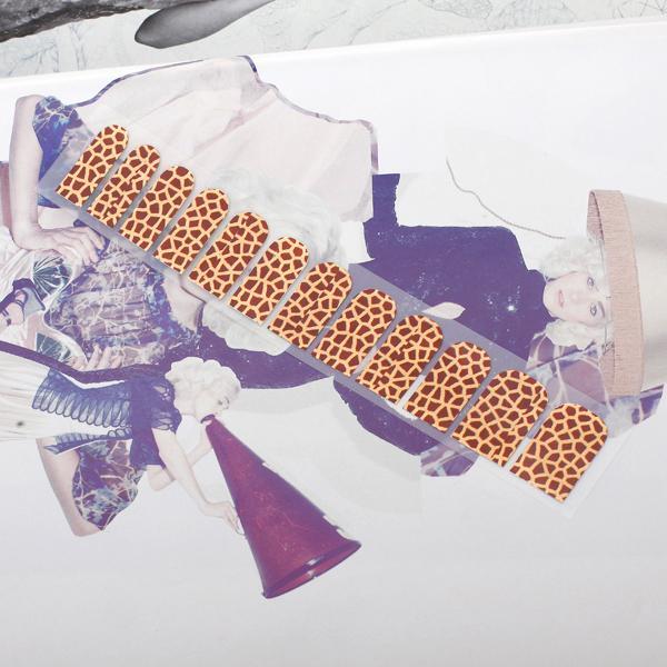 12Pcs Manicure Pedicure Nail Art Nail Foils Nail Stickers Nail Foil Patchs