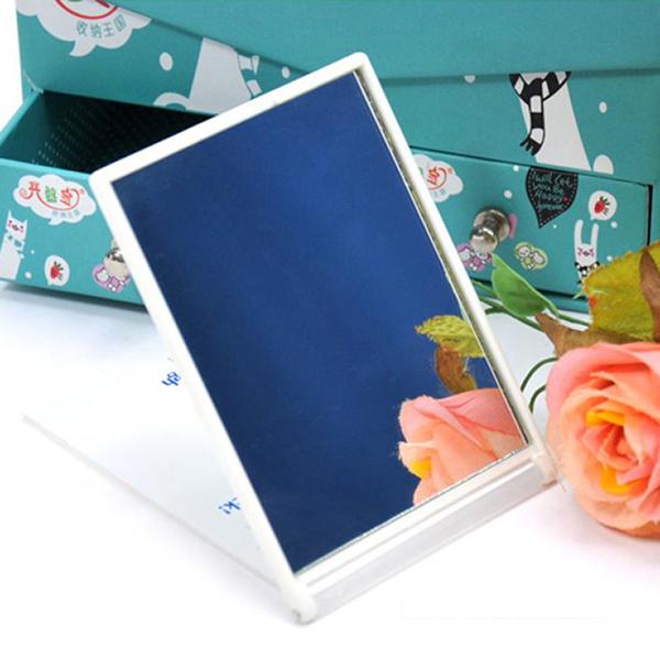 UV Level Checker Make-Up Mirror Compact Cosmetic Mirror