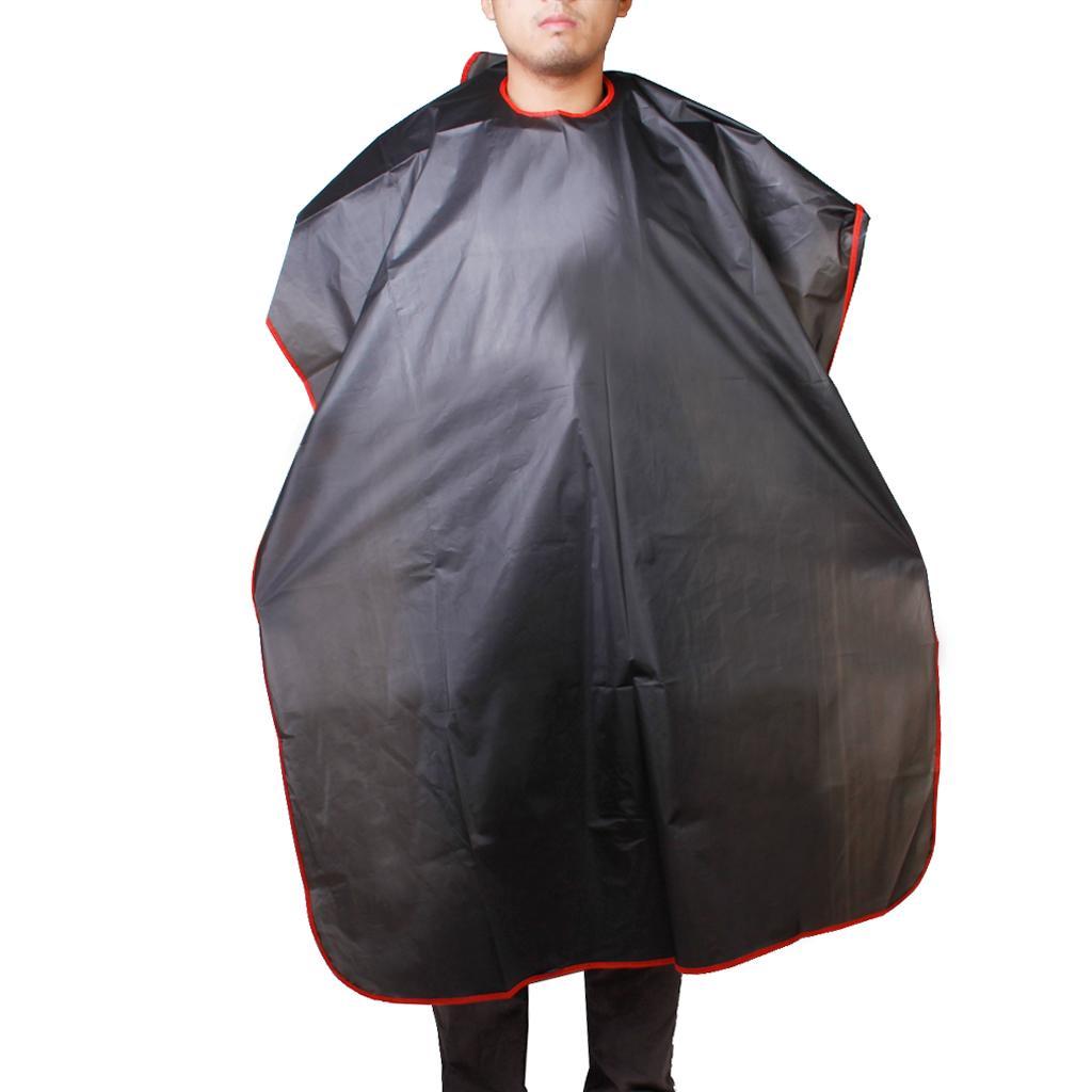 Salon Barber Hairdressing Cutting Gown Shampoo Hair Cape Cloth Cover 125x 95cm