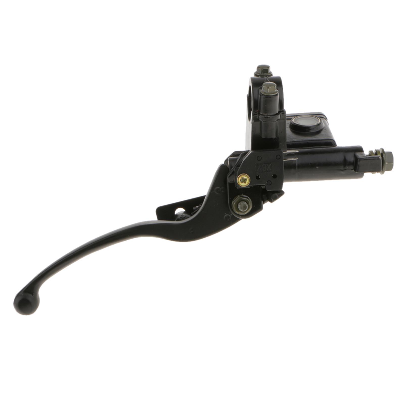 Ds 90 Brake Lever : Left hydraulic brake master cylinder lever cc