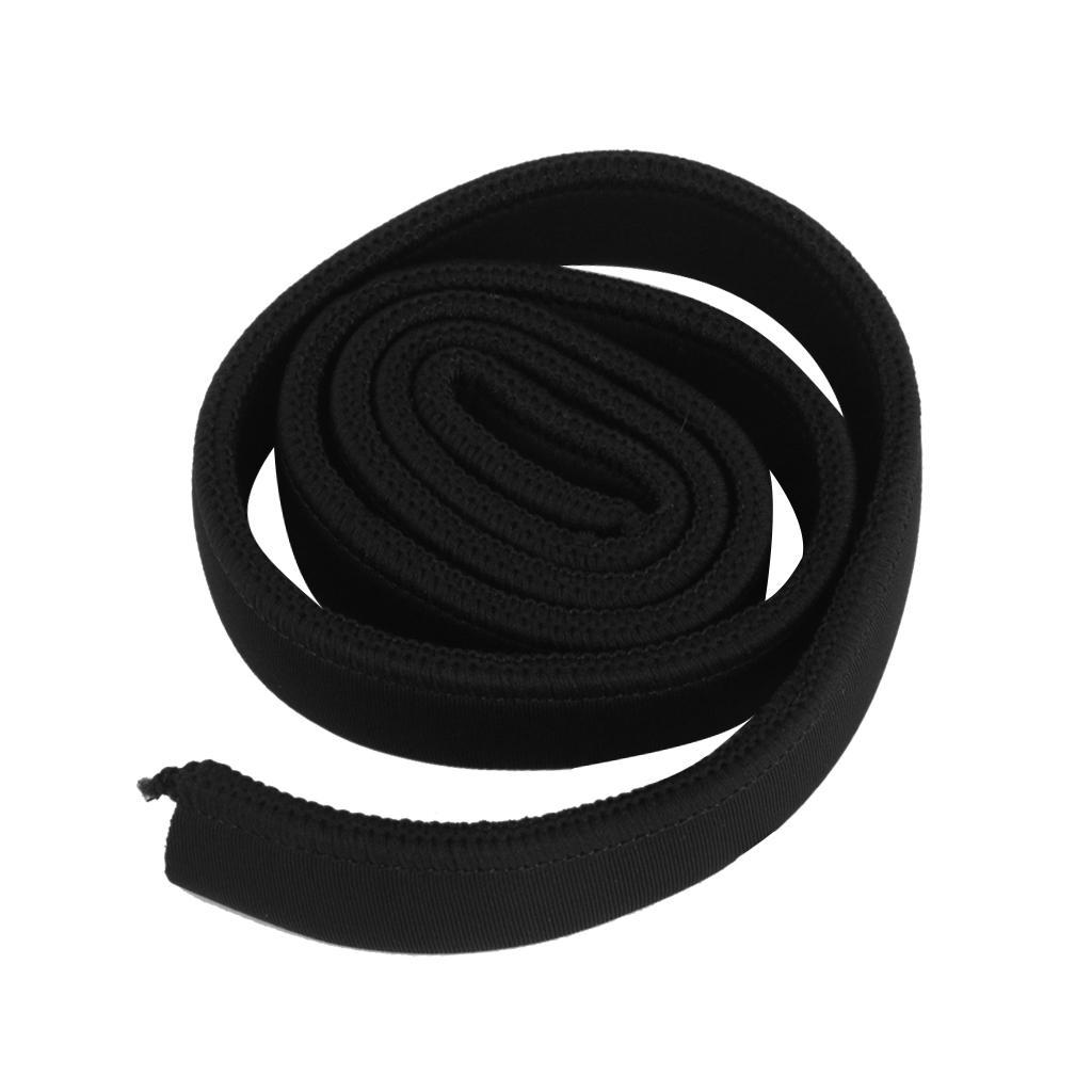 Black Thermal Insulation Pipe Tube Sleeve For Bladder Bag Hydrati...