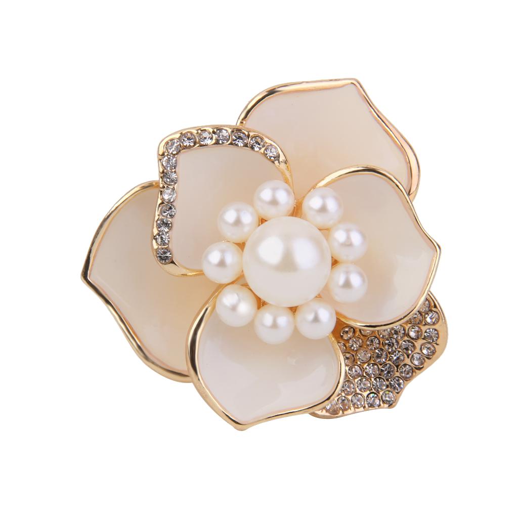 Fashion Gold Plated Trio Scarf Ring Silk Scarf Buckle Clip Slide ...