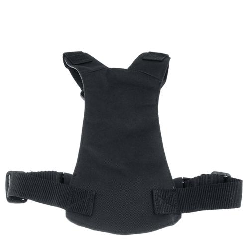 Black Universal Fit Car Vehicle Dog Pet Seat Safety Belt Harness M