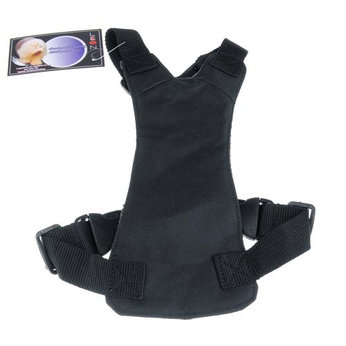 Black Universal Fit Car Vehicle Dog Pet Seat Safety Belt Harness S