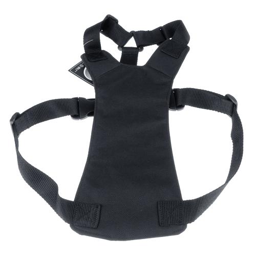 Black Universal Fit Car Vehicle Dog Pet Seat Safety Belt Harness L