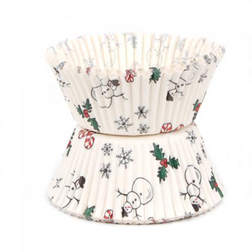 100 st mini teesemmel pappbecher einweg pappe weihnachten. Black Bedroom Furniture Sets. Home Design Ideas