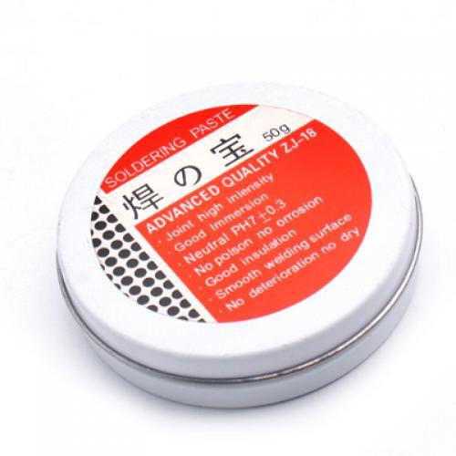 Soldering Flux Paste ZJ-18 / 50g