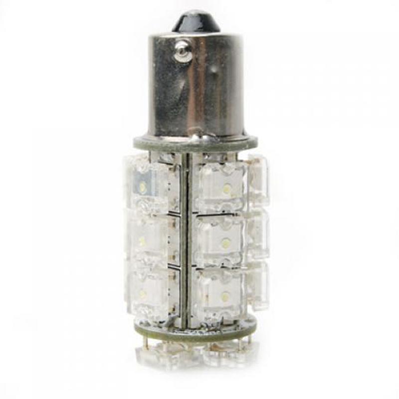 White 1156 18-LED Bulb Light