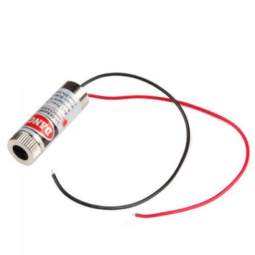 650nm Red Laser Module Metal Body <5mW
