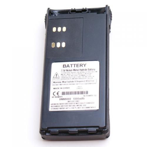 1800mAh Ni-MH Battery for Motorola HNN9008 / HT750 / HT1250 Two-way Radio