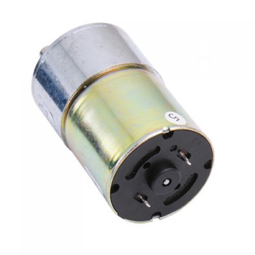 12v dc 300 rpm high torque gear box motor silver free for 300 rpm high torque dc motor