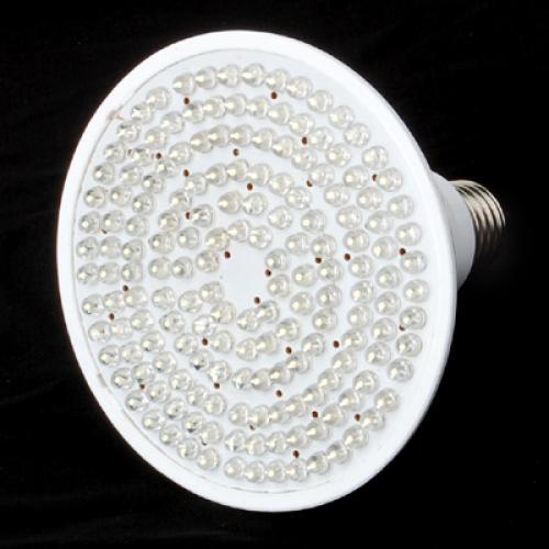 Par38 E27 110V 168-LED White Screw Base Light Bulb (US Market)