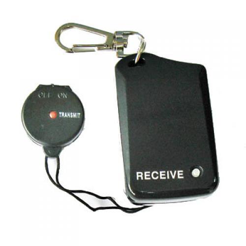 Electronic Personal Reminder Alarm Black