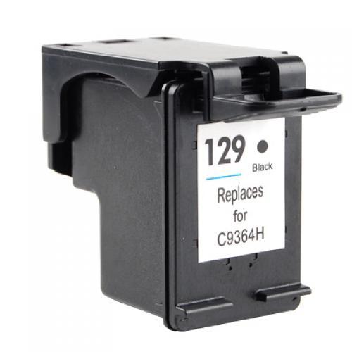 Black Ink Cartridge for HP 129 C9364H