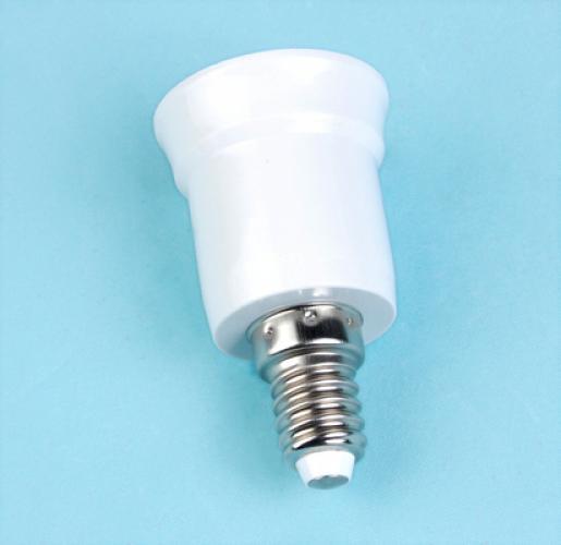 5 x E27 to E14 Light Lamp Bulb Adapter Extend Base