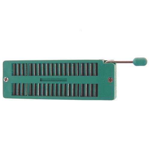 5 x Universal 40 Pin ZIF DIP IC Test Board Socket