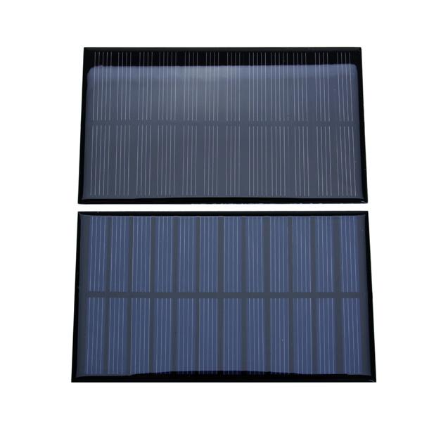 6V 200mA 1.2W Solar Panel