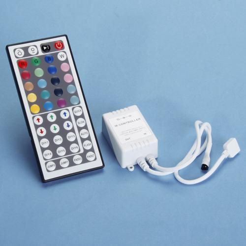 44 Keys IR Remote Controller for RGB LED Strip 12V