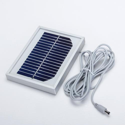8.5V 1.3W Solar Panel with DC Plug