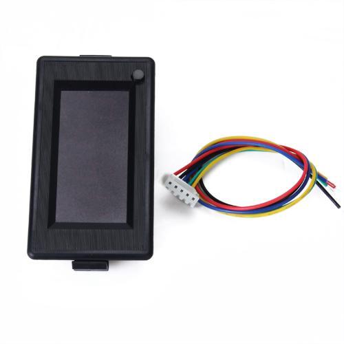 3 1/2 200V 50A DC Digital Red LED Panel Amp Volt Meter