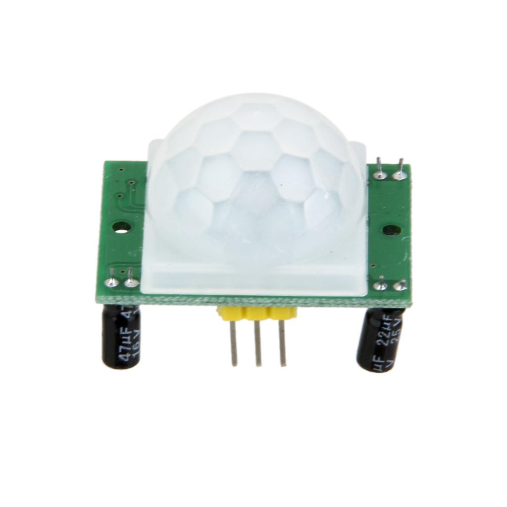 Pyroelectric Infrared PIR Motion Sensor Detector Module DYP-ME003
