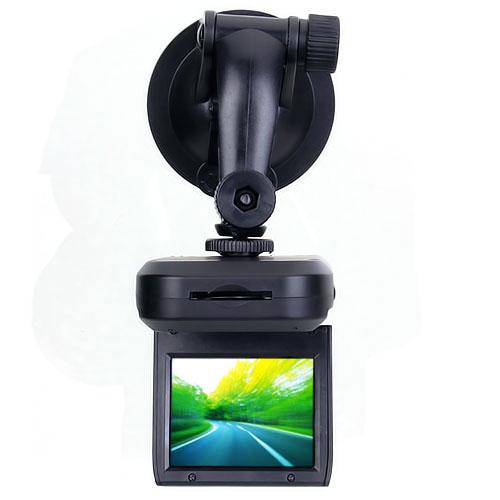 Mini DVR Vehicle Car Camera Monitor Video Recorder