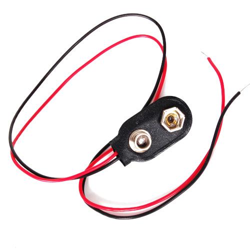 9V Battery Snap for Multimeter