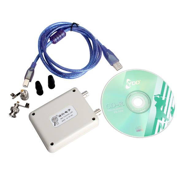 2 Channel PC Computer USB Digital Storage Oscilloscope