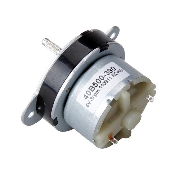 6V DC Torque Gear Box Motor