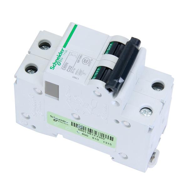 C65N C32 2P Miniature Circuit Breaker Micro Circuit Breaker