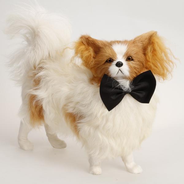 Pet Dog Cat Bowtie Necktie - Black