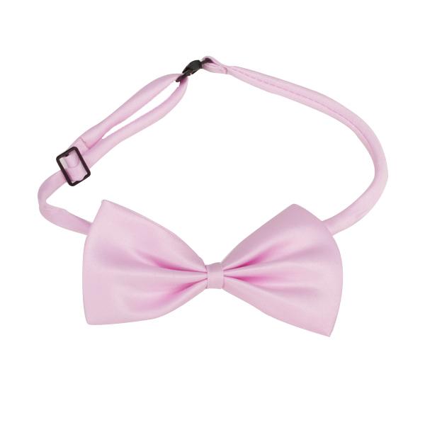 Pet Dog Cat Bowtie Necktie - Pink