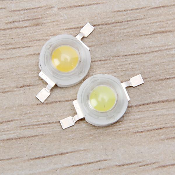 10 Pair 3W High Power LED Light Lamp Bulb (White / Warm White)