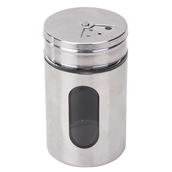 Spice Jar Bottle Storage Seasoning Duster Spice Dispenser