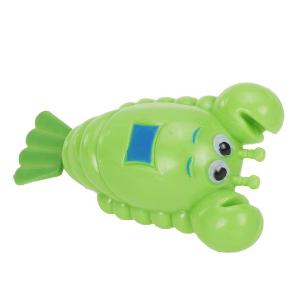 Wind Up Toy Bath Pool Swim Shrimp Toy for Kids