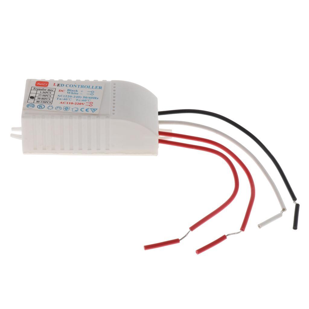 Input AC 220V LED Transformer Power Supply Driver for LED Bulb