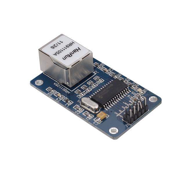 ENC28J60 Ethernet LAN Module for Arduino/AVR/LPC/STM32
