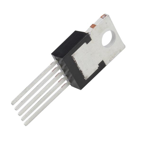 10pcs LM2576 LM2576T-ADJ Step-down Switching Regulator IC Power Conventer